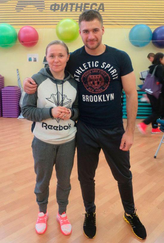 Фитнес для беременных » Видео фитнес блог Алексея Динулова