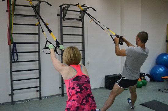 разбор trx упражнения