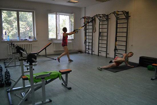 trx тренировка в Сергиевом Посаде